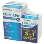 Acheter Forcapil Gélules croissance vitalité cheveux ongles B/180+60 à Nice