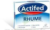 ACTIFED RHUME, comprimé à Nice