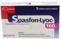 SPASFON LYOC 160 mg, lyophilisat oral à Nice