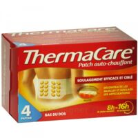 THERMACARE, pack 4 à Nice