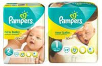 PAMPERS NEW BABY PREMIUM PROTECTION, taille 2, 3 kg à 6 kg, sac 32 à Nice