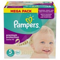 PAMPERS ACTIVE FIT T5 MEGA PACK 68 à Nice