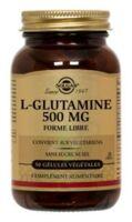 SOLGAR L-GLUTAMINE 500mg, 50 GEL VEG à Nice