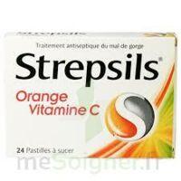 STREPSILS ORANGE VITAMINE C, pastille à Nice