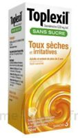 TOPLEXIL 0,33 mg/ml sans sucre solution buvable 150ml à Nice