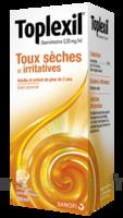 TOPLEXIL 0,33 mg/ml, sirop 150ml à Nice
