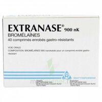 EXTRANASE 900 nK, comprimé enrobé gastro-résistant à Nice