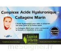 Acide Hyaluronique+Collagène marin à Nice