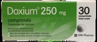DOXIUM 250 mg, comprimé à Nice