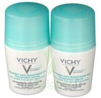 VICHY TRAITEMENT ANTITRANSPIRANT BILLE 48H, fl 50 ml, lot 2 à Nice
