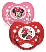 Dodie Disney sucettes silicone +18 mois Minnie Duo à Nice