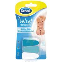 Scholl Velvet Smooth Ongles Sublimes kit de remplacement à Nice
