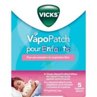 VICKS VAPOPATCH ENFANTS à Nice