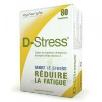 D-STRESS, boite de 80 à Nice