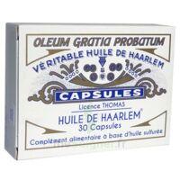 HUILE DE HAARLEM Caps B/30 à Nice
