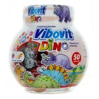 VIBOVIT DINO Gom à mâcher vitaminée fruits B/50 à Nice