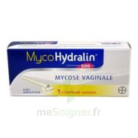 MYCOHYDRALIN 500 mg, comprimé vaginal à Nice