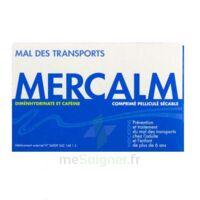 MERCALM, comprimé pelliculé sécable à Nice