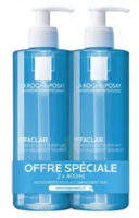 Effaclar Gel moussant purifiant 2*400ml à Nice