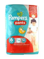 Pampers Baby Dry Pants T6 - 15+kg à Nice