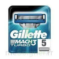 Gillette Match3 Turbo 5 lames à Nice