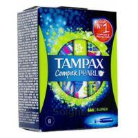 Tampax Compak Pearl Super à Nice