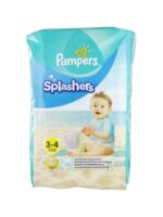 Pampers Splashers taille 3-4 (6-11kg) maillot de bain jetables à Nice