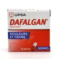 DAFALGAN 500 mg Gélules 2plq/8 (16) à Nice