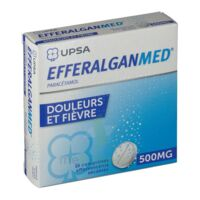 EFFERALGANMED 500 mg, comprimé effervescent sécable à Nice