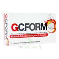 GCFORM, comprimé effervescent à Nice