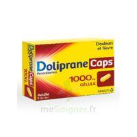 DOLIPRANECAPS 1000 mg Gélules Plq/8 à Nice