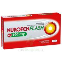 NUROFENFLASH 400 mg Comprimés pelliculés Plq/12 à Nice