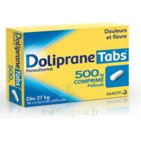 DOLIPRANETABS 500 mg Comprimés pelliculés Plq/16 à Nice