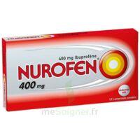 NUROFEN 400 mg Comprimés enrobés Plq/12 à Nice
