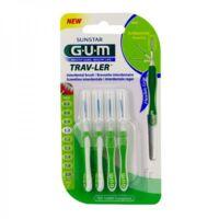 GUM TRAV - LER, 1,1 mm, manche vert , blister 4 à Nice