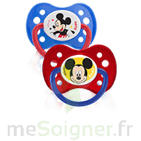 Dodie Disney Sucette anatomique silicone +6mois Mickey Lot/2 à Nice