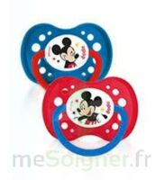 Dodie Disney sucettes silicone +18 mois Mickey Duo à Nice
