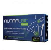 Nutralgic Muscle Comprimés décontractant musculaire B/14 à Nice