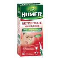 HUMER Nez très bouché, sinusite, rhume à Nice