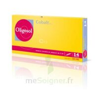 Oligosol Cobalt Solution buvable en ampoule 14Amp/2ml à Nice