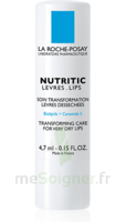 Nutritic Stick lèvres sèche sensibles Etui/4,7ml à Nice