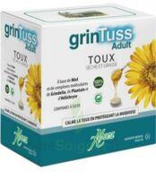 Grintuss Adulte Comprimé toux sèche et grasse B/20 à Nice