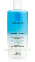 Respectissime Lotion waterproof démaquillant yeux 125ml à Nice
