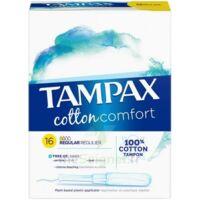 Tampax Pearl Cotton - Confort Régulier à Nice