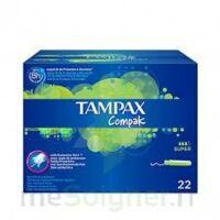 Tampax Compak - Tampon Super à Nice