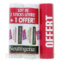 Neutrogena Stick Lèvres lot de 3 à Nice