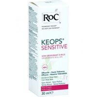 Keops Déodorant soin peau fragile Bille/30ml à Nice